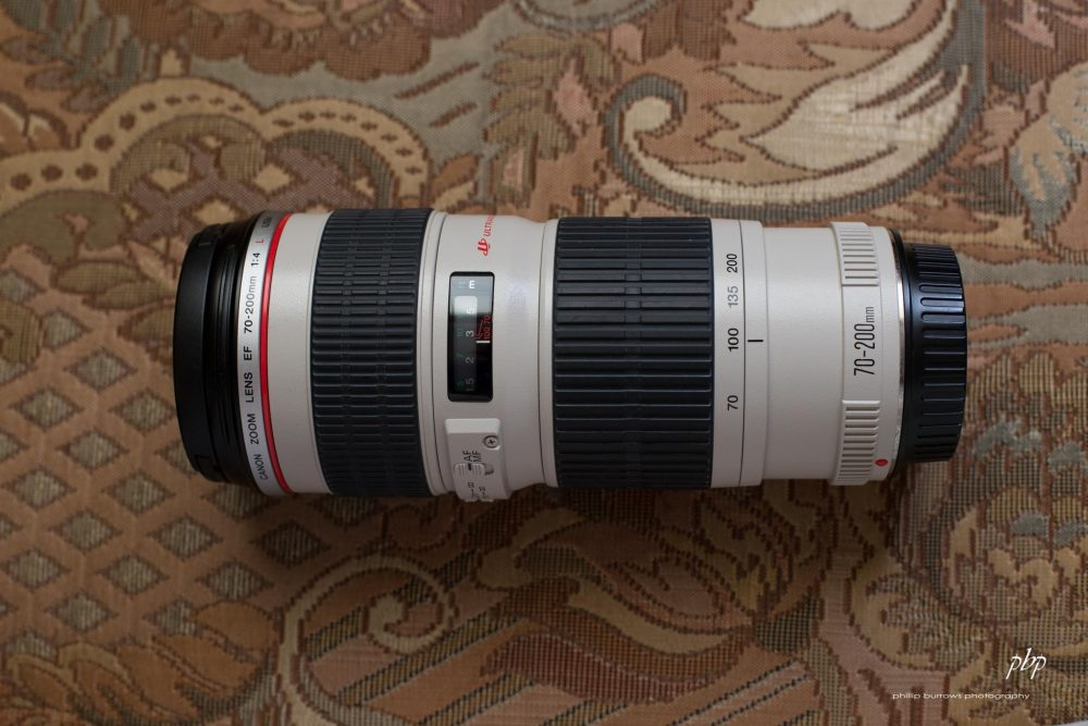 The Canon EF 70-200 f/4. A better lens than you think